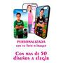 Funda Iphone 4/s Y 5/5s Personalizada Con Tu Foto O Diseño.
