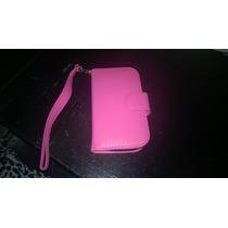 Forro Funda Samsung Galaxy S3 Mini Cuero Importado