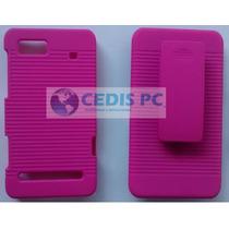 Funda Clip (holster Case) Motorola Xt615 Xt618 Mica Gratis