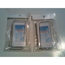 Wwow 2 Crystal Case Para Nokia 5530!!!