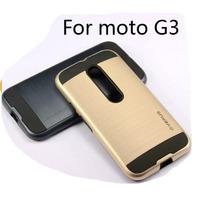Funda Motorola G3 Alto Impacto Verus + Mica Gratis