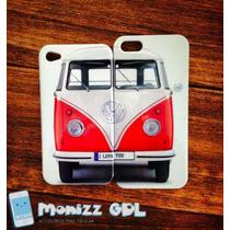 Vw Case Herbie Combi Iphone 6/6s 6 Plus/6s Plus