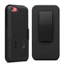 Funda Clip Holster Iphone 5c Kickstand Pure Gear Fn4