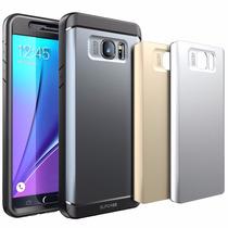 Galaxy Note 5 Funda Supcase Rugged Cubiertas Intercambiables