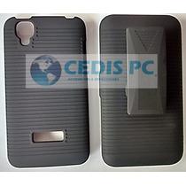 Funda Clip (holster Case Combo) Lanix S106 Ilium Mica Gratis