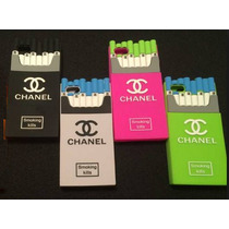 Funda Iphone 4/4s 5/5s 5c Cigarrera Tipo Chan Hombre Mujer
