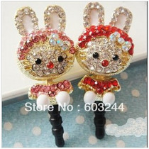 Hello Kitty My Melody Plug Cubre Polvo Tablet Iphone Pad Cel