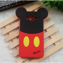 Funda Protector Galaxy Grand Prime Mickey Overl Mouse