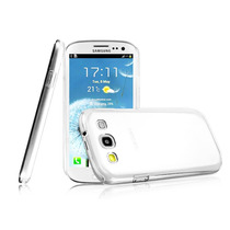 Funda Caratula Case Transparente Rigida Samsung S3 Mini