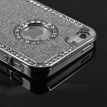 Preciosa Funda Aluminio Zirconias Iphone 4s, 4g, 5s, 5g Maa