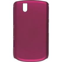 Fucsia Color Haga Clic En Caso Para Blackberry 9630 9650