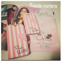 Funda Cartera Victoria Secrets Lg L90, L70, L70 - Fino, L5