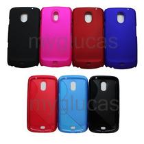 Funda + Mica Para Samsung Galaxy Nexus I9250 Plástico O Tpu
