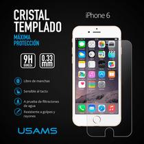 Mica Protector Cristal Templado Iphone 4,4s,5,5s,5c,6,6 Plus