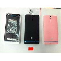 Funda Para Celular Sony Xperia S Lt26 Lt26i Tres Colores