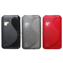 Funda De Tpu Samsung Galaxy S Wi-fi 5.0 Yp-g70 Player