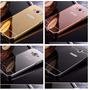 Funda Samsung Bumper Alum. S4 S5 S6 A3 A5 Prime Neo Note 4 5
