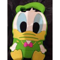 Hermosa Funda Pato Donald Para Iphone 4/4s