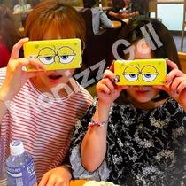 Case Bob Sponja Iphone 4 4s 5 5s 6 6 Plus Galaxy S3 S4 S5 S6
