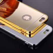 Bumper Case Apple Iphone 6 Y 6 Plus Edicion Especial Espejo