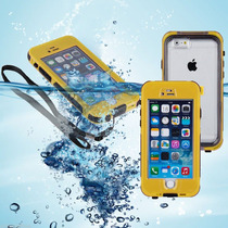 Funda Contra Agua,polvo,golpes Para Iphone 6 Normal 4.7 Pulg