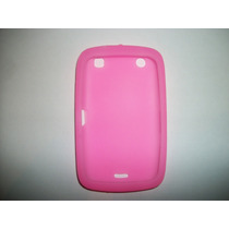Protector Silicon Case Blackberry 9380 Color Rosa!!!