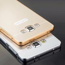 Case Funda Bumper Aluminio Mate Samsung Grand Max G720