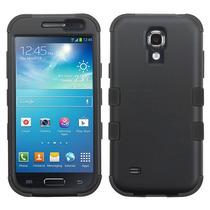 Funda Protector Triple Layer Samsung Galaxy S4 Mini Negro Ma