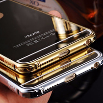 Bumper De Lujo Aluminio Para Apple Iphone 6 Y 6 Plus