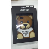 Protector Goma 3d Iphone 6 / 6s Oso Moschino