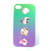 Cubiertas Para Iphone 4 Y 4s Colored Stones