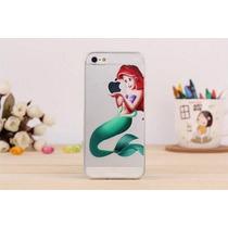 Funda Carcasa Case Para Iphone 4 / 4s, Princesas Disney