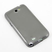 Funda Protector Samsung Galaxy Note 2 Gris N7100 Dmm