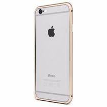 Funda Bumper Aluminio Ultra Slim Iphone 6 Con Mica Promocion