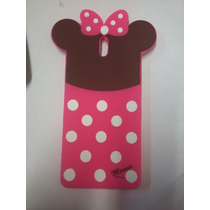 Protector Sony Xperia C5 Minnie Mouse Y Don Gato T2 Ultra