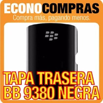 Tapa Trasera Para Blackberry 9380 Color Negra!!!!!!!!!!!!!!!