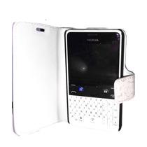 Funda Flip Cover Tipo Cartera Con Iman Nokia Asha 210 Colore