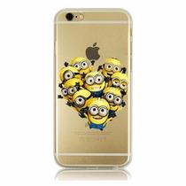 Carcasa Funda Case Rigida Iphone Minions Minion 5 / 5s