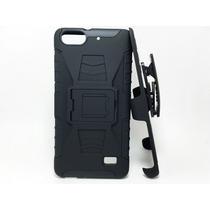 Huawei G Play Mini Funda Robot Case Clip Uso Rudo Anticaida