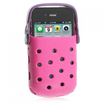 Funda Con Clip Crocs Universal Para Iphone 4 Y 4s,1,2,3 Ipod
