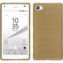 Jelly Case Gold Xperia Z5 Premium (plus)