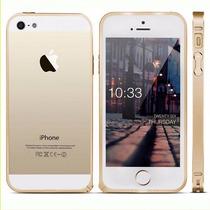 Iphone 5 5s Bumper Carcasa Metal Aluminio Funda Protector