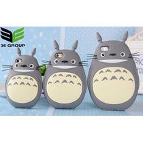 Protector De Silicon Totoro Para Galaxy J1 Ace
