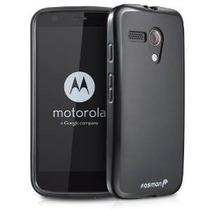 Fosmon Dura-frost Serie Flexible Tpu Para Motorola Moto G (s