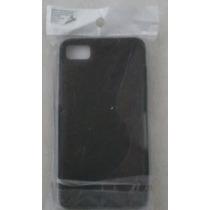 Blackberry Z10 Funda Protector Lujo Tpu Oferta