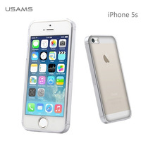 Funda Transparente Iphone 5s Pure Series Usams Envio Gratis