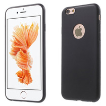 Funda Ultra Delgada Suave Al Tacto: Negro Iphone 6s (acro)