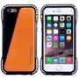 Funda Tpu Iphone 6 Y 6s Black + Or Entrega10dias Ip6g 0319e