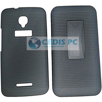 Funda Clip Holster Case Combo Alcatel Hero 2c Ot 7055a+ Mica
