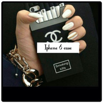 Funda Iphone 6 Cajetilla De Cigarros